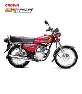 Crown CR-125 motorcycle